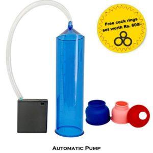 Handsome Up Automatic Penis Enlargement Pump